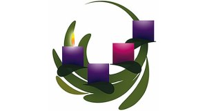 Advent Wreath for Week 1