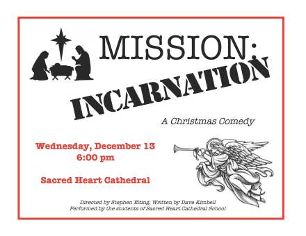 MISSION Incarnation poster