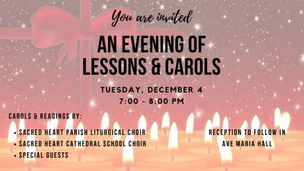 Lessons&Carols